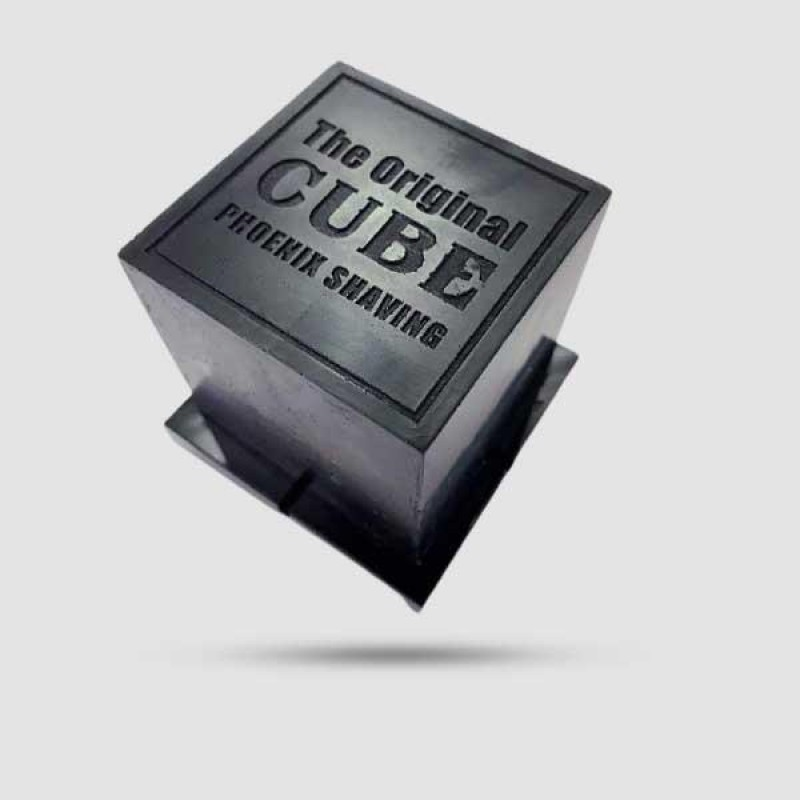 Preshave Soap - Phoenix Artisan - CUBE 2.0 Epic Slick Scentless 227g