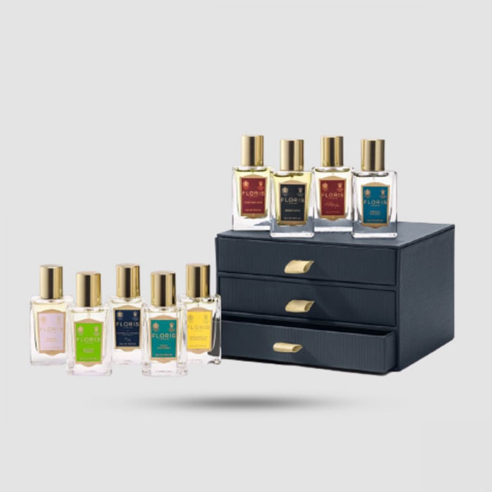 The Perfumers Private Collection - Floris London - 9 X 15 ml