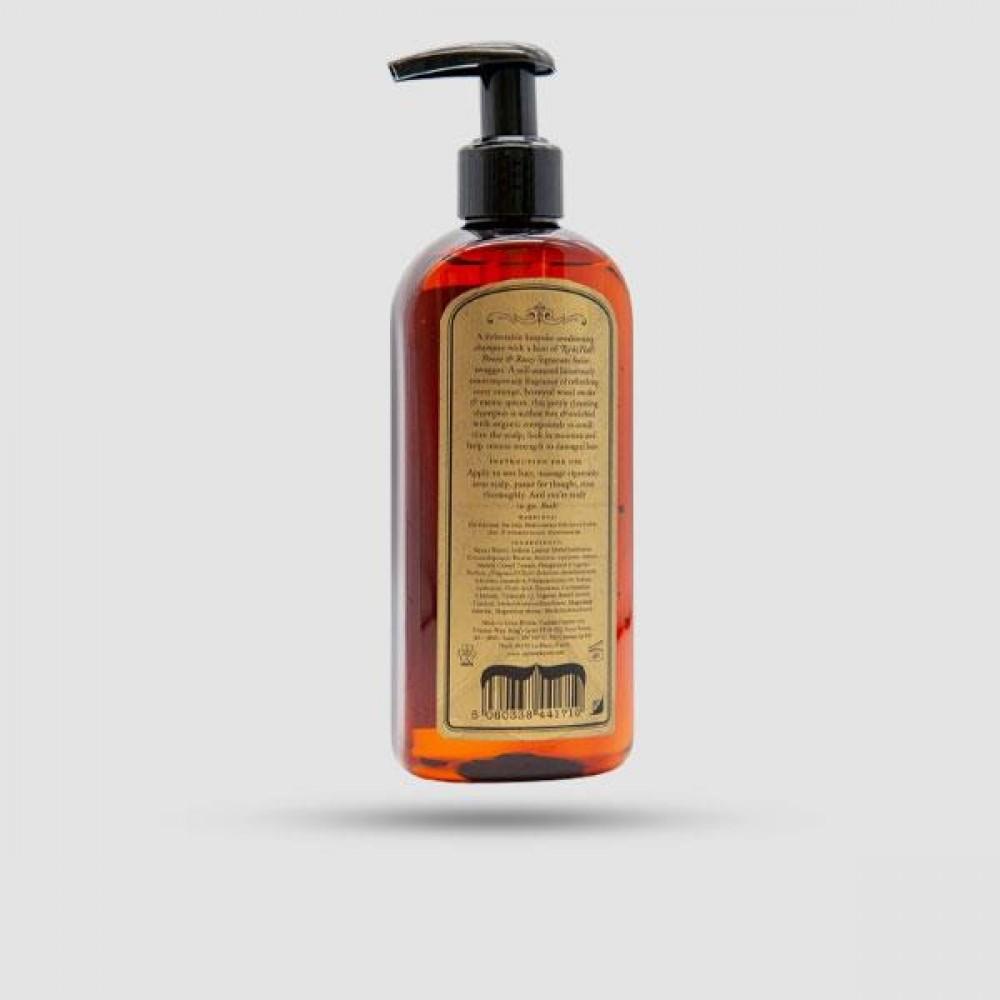 Σαμπουάν Για Μαλλιά - Captain Fawcett - Ricki Hall's Booze & Baccy 250ml