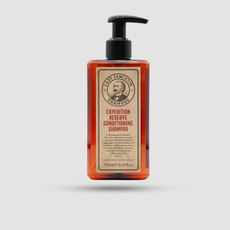 Σαμπουάν Για Μαλλιά - Captain Fawcett - Expedition Reserve 250ml