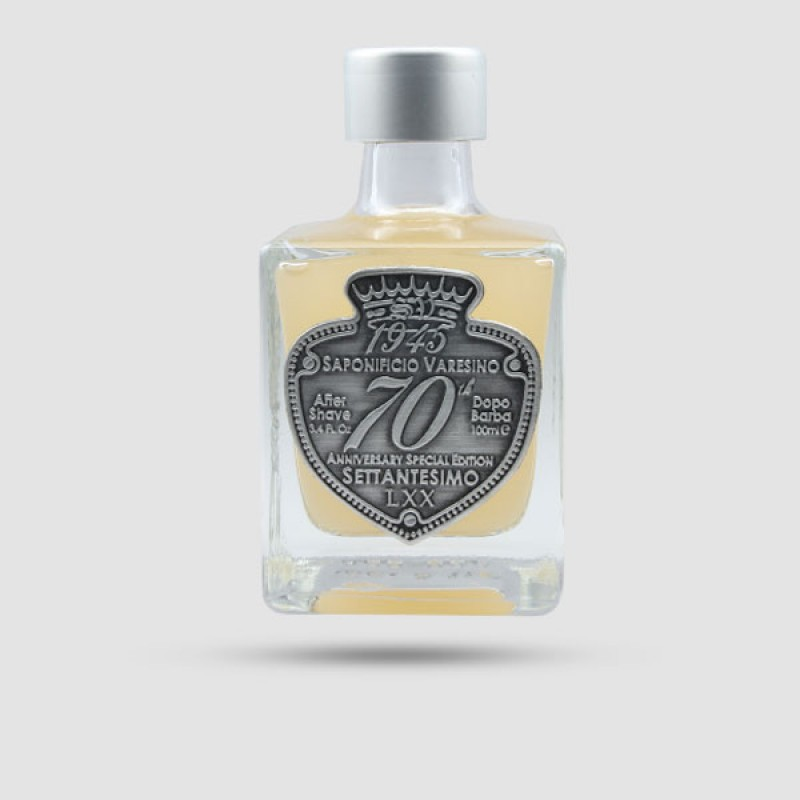 Aftershave Lotion - Saponificio Varesino - 70th Anniversary 100ml