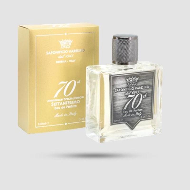 Eau De Parfum - Saponificio Varesino - 70th Anniversary 100ml