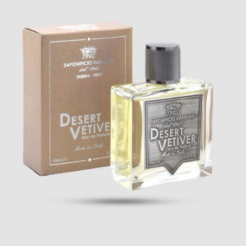 Eau De Parfum - Saponificio Varesino - Desert Vetiver 100ml