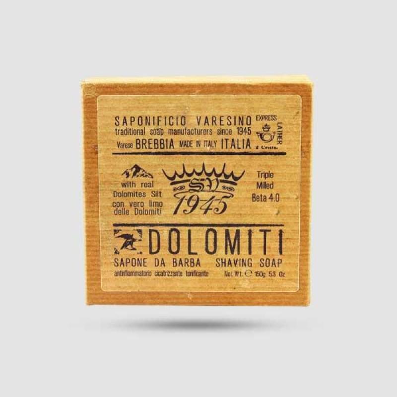 Shaving Soap - Saponificio Varesino - Dolomiti Refill 150gr