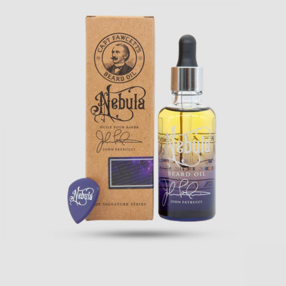 Λάδι Για Γένια - Captain Fawcett - John Petruccis Nebula 50ml