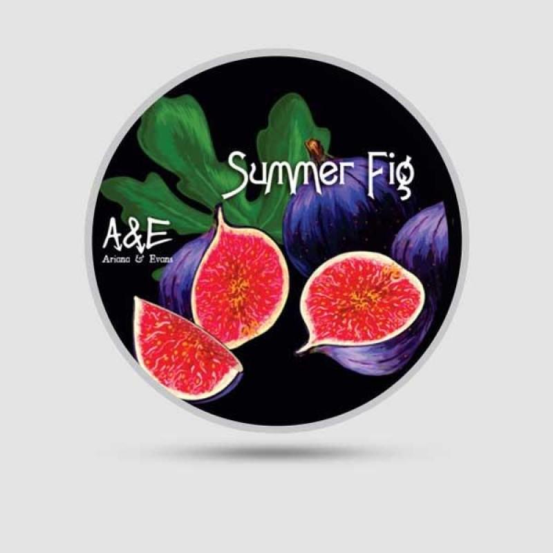 Σαπούνι Ξυρίσματος - Ariana & Evans - Summer Fig 118ml