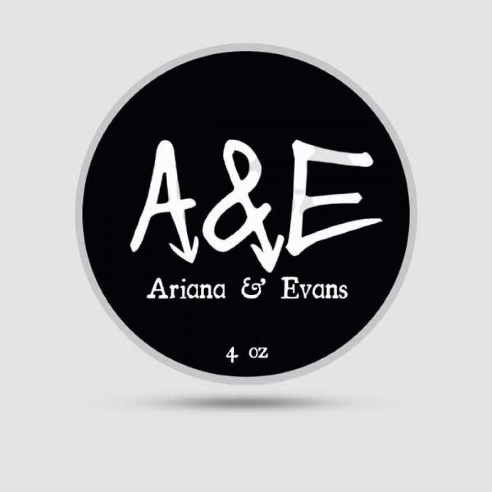 Σαπούνι Ξυρίσματος - Ariana & Evans - Monte Carlo 118ml