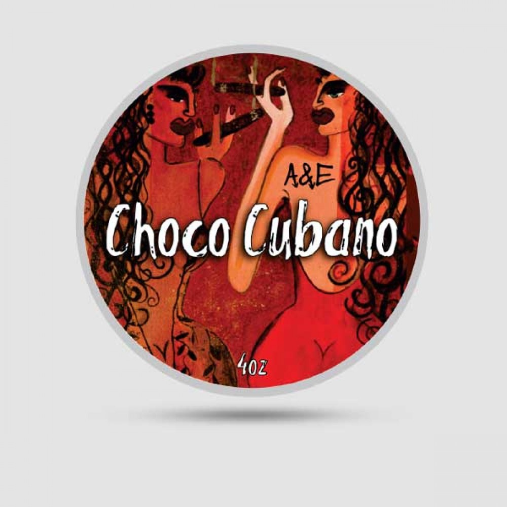 Σαπούνι Ξυρίσματος - Ariana & Evans - Choco Cubano 118ml