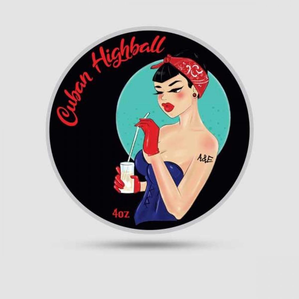 Σαπούνι Ξυρίσματος - Ariana & Evans - Cuban Highball 118ml