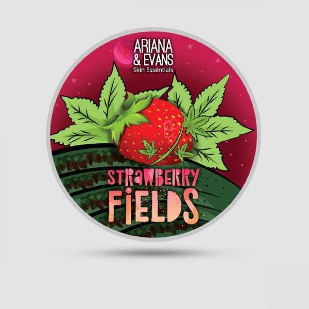 Σαπούνι Ξυρίσματος - Ariana & Evans - Strawberry Fields 118ml