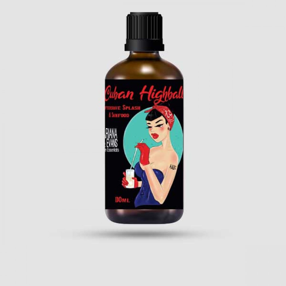 Aftershave Lotion - Ariana & Evans - Cuban Highball 100ml