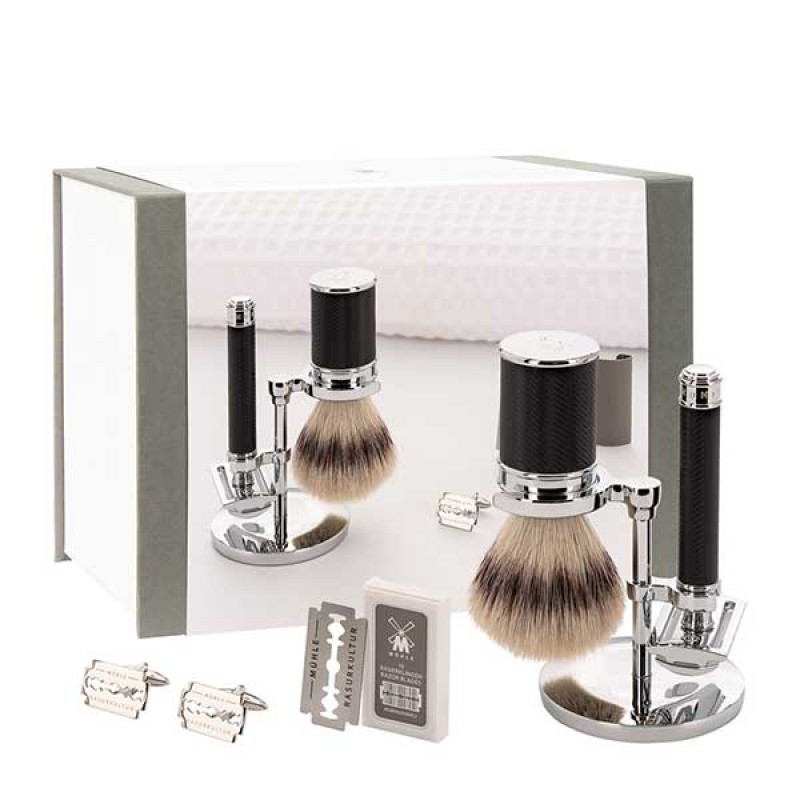 Gift Set - Muhle - GS TRAD BLACK