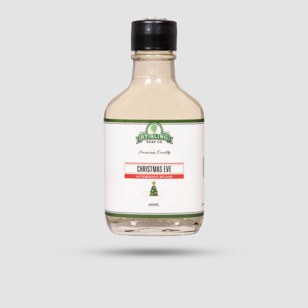 Aftershave Lotion - Stirling Soap Company - Christmas Eve 100ml