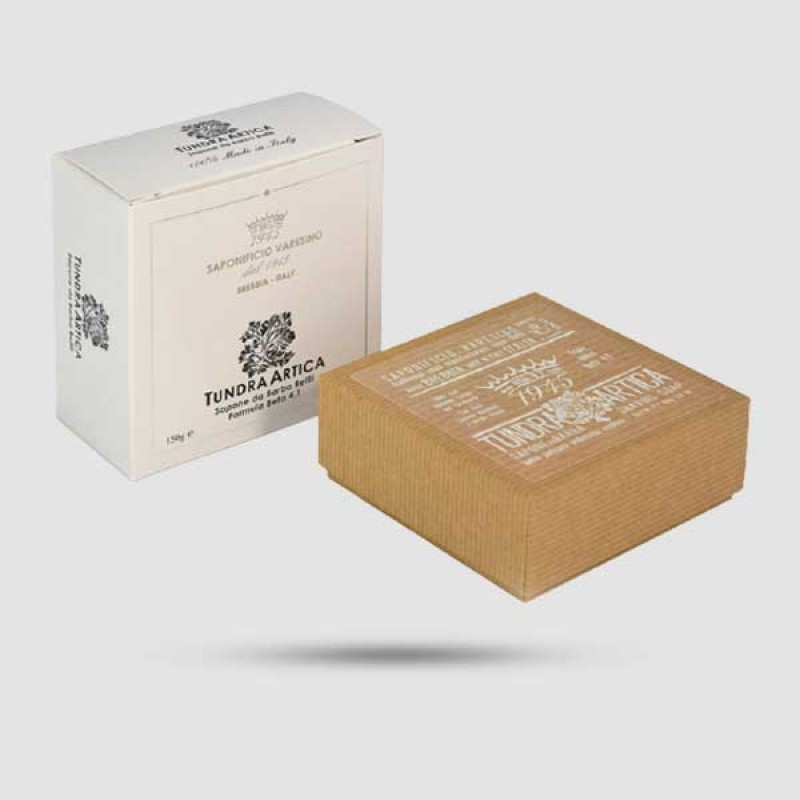 Shaving Soap - Saponificio Varesino -Tundra Artica Beta 4.1 Refill 150gr