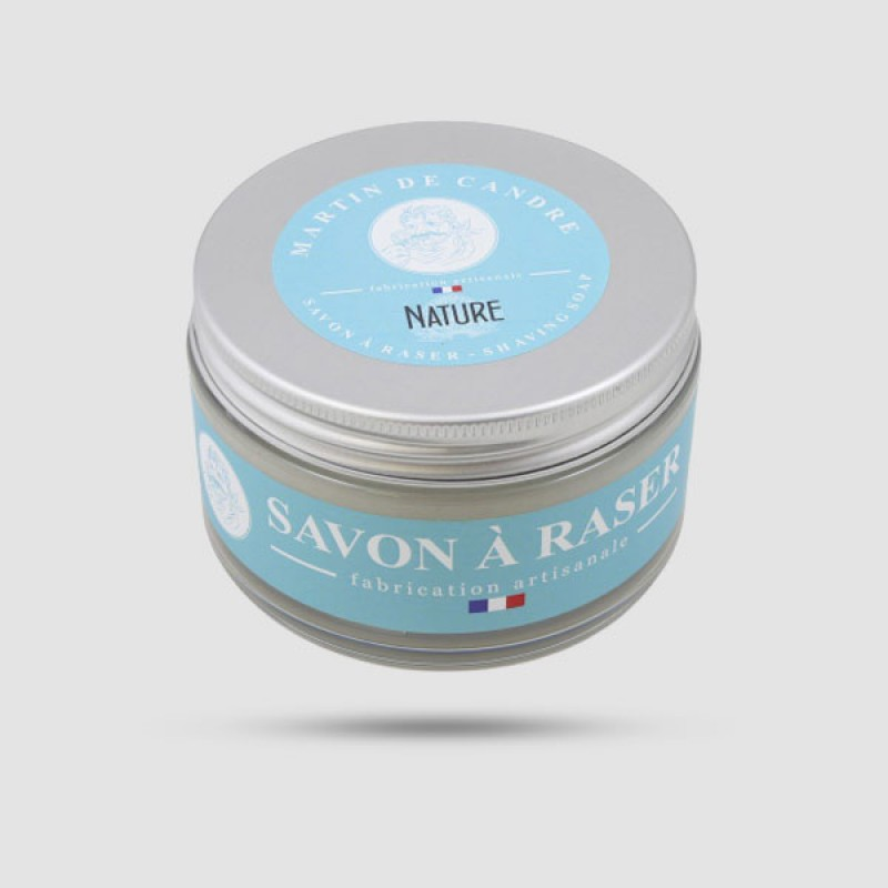 Σαπούνι Ξυρίσματος - Martin de Candre - Le Nature 200g (Unscented)