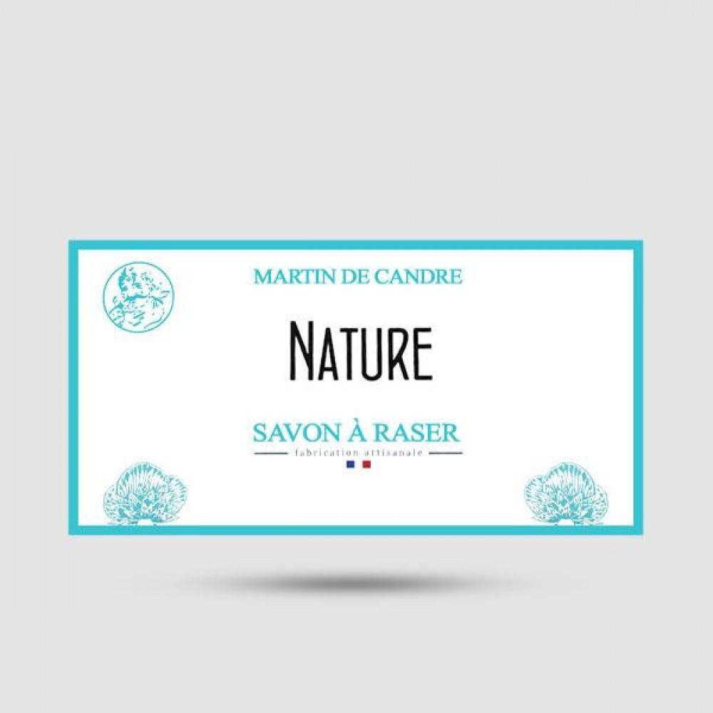 Σαπούνι Ξυρίσματος - Martin de Candre - Le Nature (Unscented)