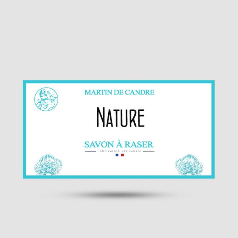 Σαπούνι Ξυρίσματος - Martin de Candre - Le Nature (Unscented)