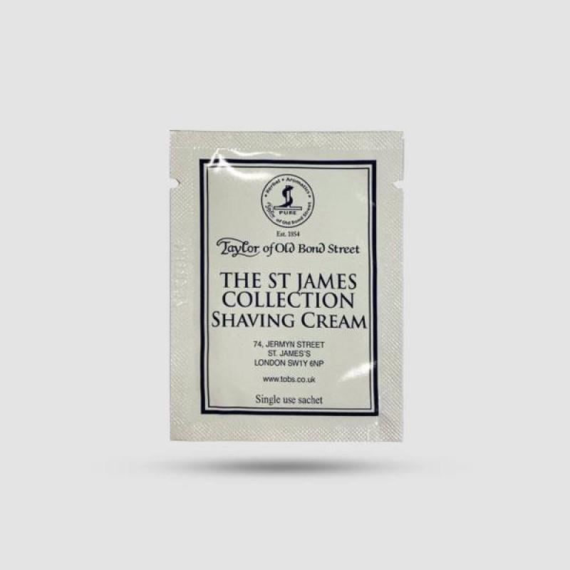 Κρέμα Ξυρίσματος The St.james Collection Luxury 5ml