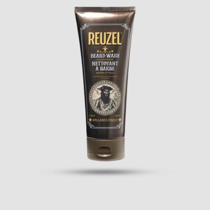 Σαμπουάν Για Γένια - Reuzel - Clean & Fresh 200ml