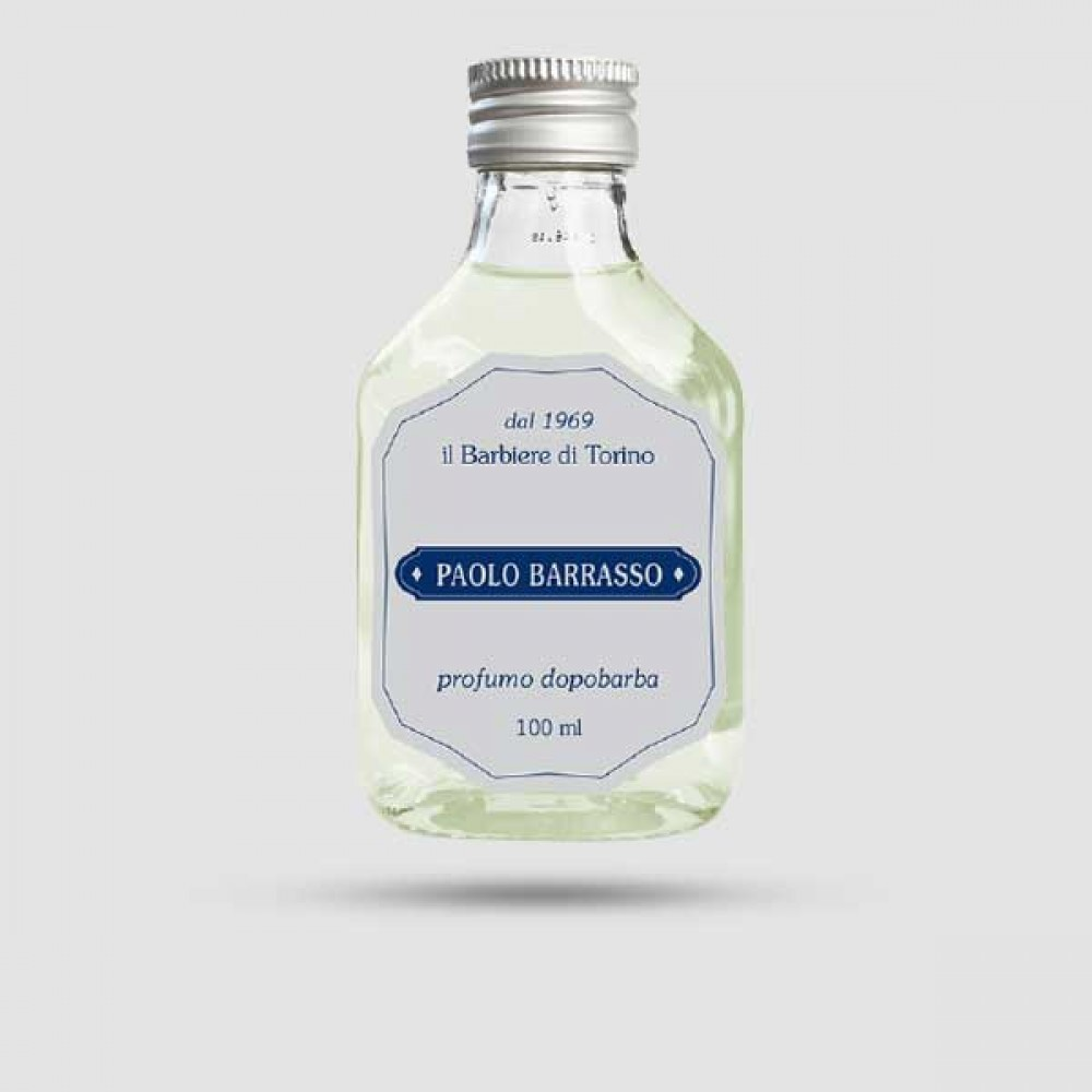 Aftershave Lotion - Paolo Barrasso - Parfum 100ml
