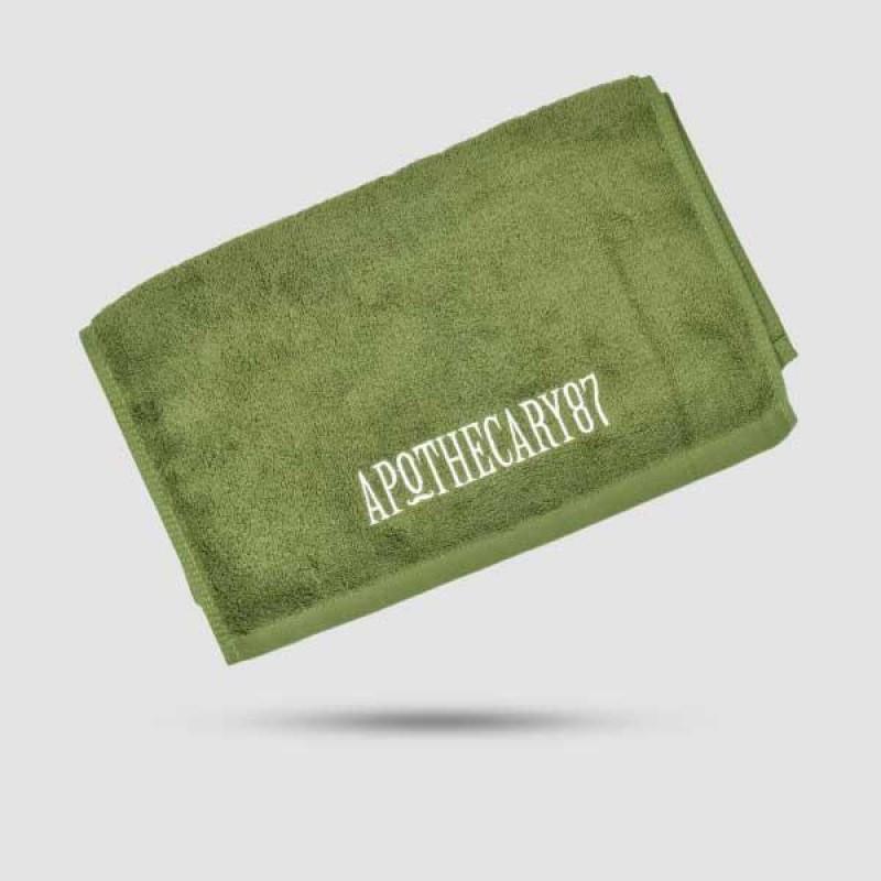 Πετσέτες Ξυρίσματος - Apothecary 87 - Απο 100% Καθαρό Βαμβάκι