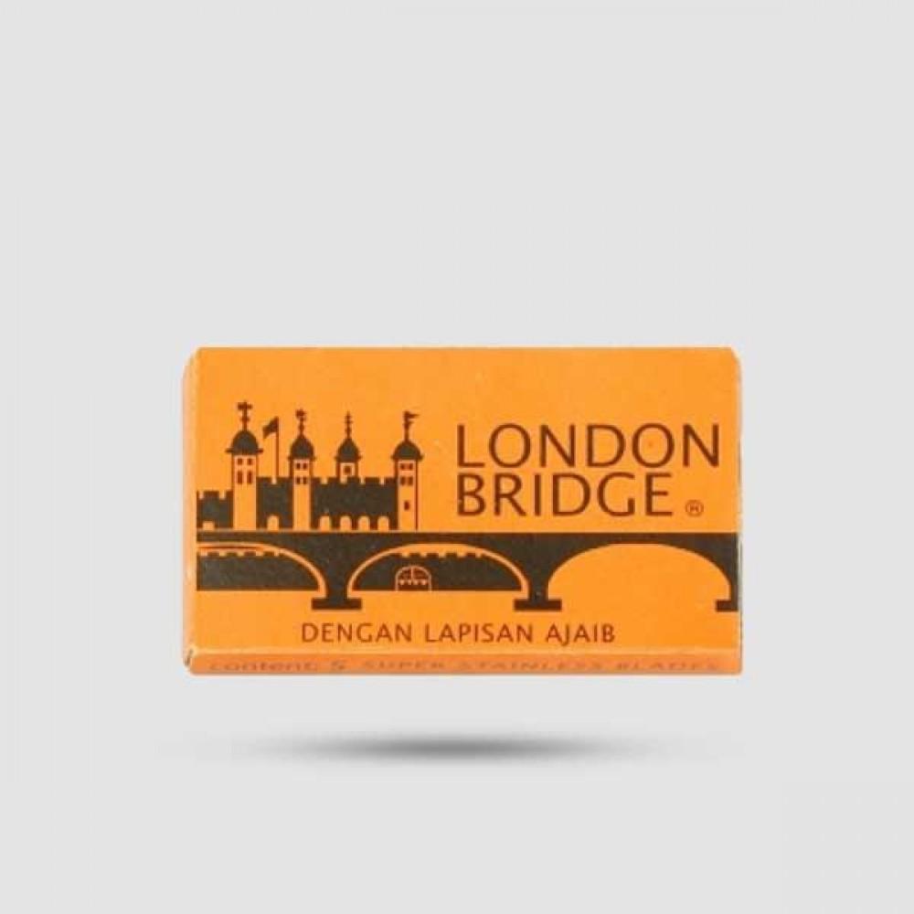 Ανταλλακτικές Λεπίδες Ξυρίσματος - Gillette - London Bridge 1 X 5