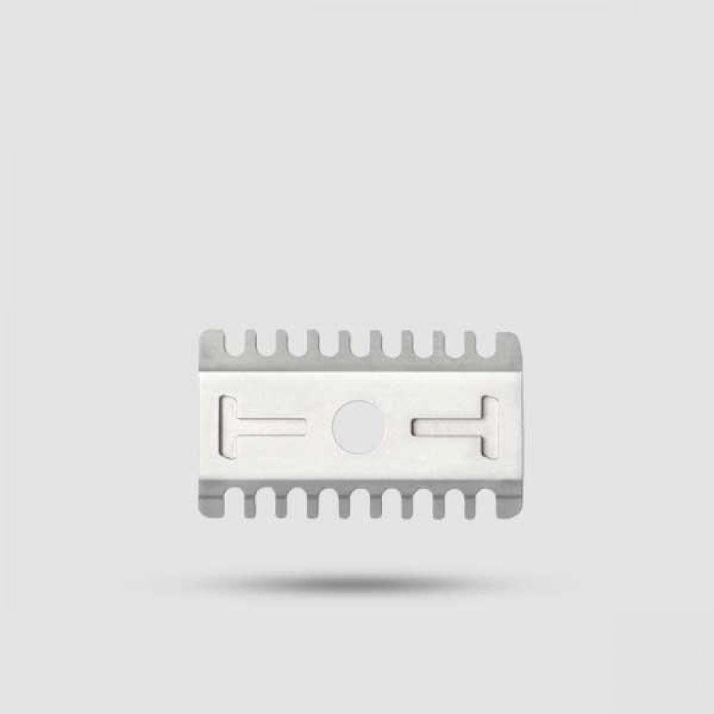 Base Plate for - Tatara - Masamune Nodachi Matte Open Comb Blade gap: 0.90 mm (MNDOONLY)