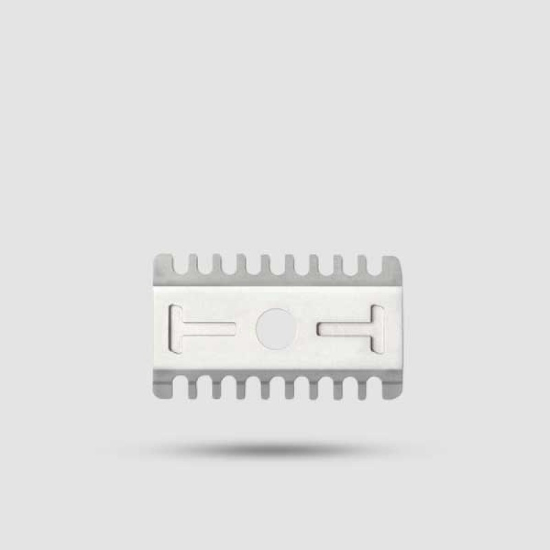 Base Plate for - Tatara - Masamune Nodachi Mattte Open Comb Blade gap: 0.90 mm (MNDOONLY)