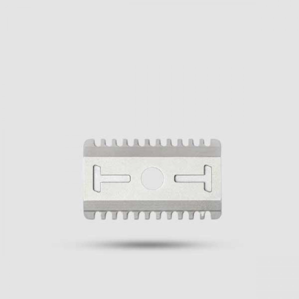Base Plate for - Tatara - Masamune Matte Open Comb Blade gap: 0.73 mm (MMOONLY)
