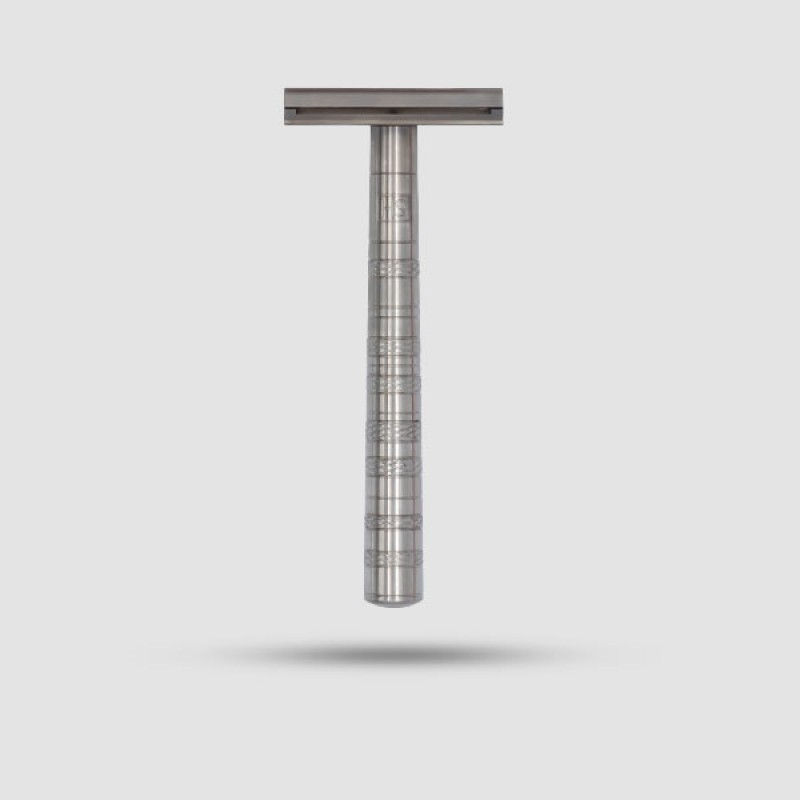 Safety Razor - Henson Shaving - Titanium (Ti22)