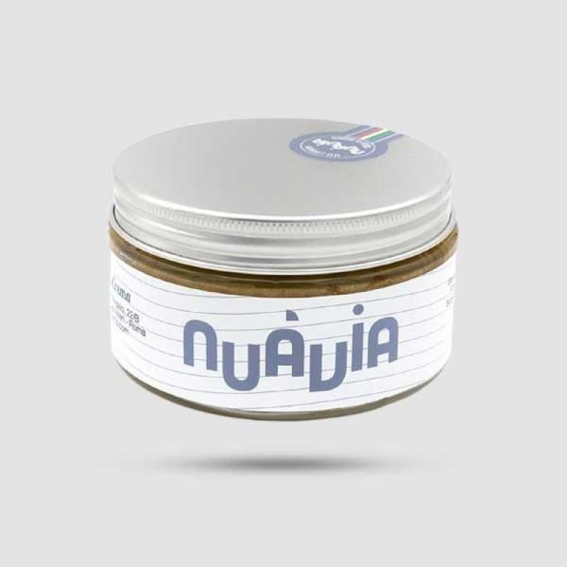 Σαπούνι Ξυρίσματος - Pannacrema - Nuavia Blu 160ml