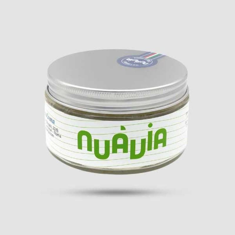Σαπούνι Ξυρίσματος - Pannacrema - Nuavia Verde 160ml
