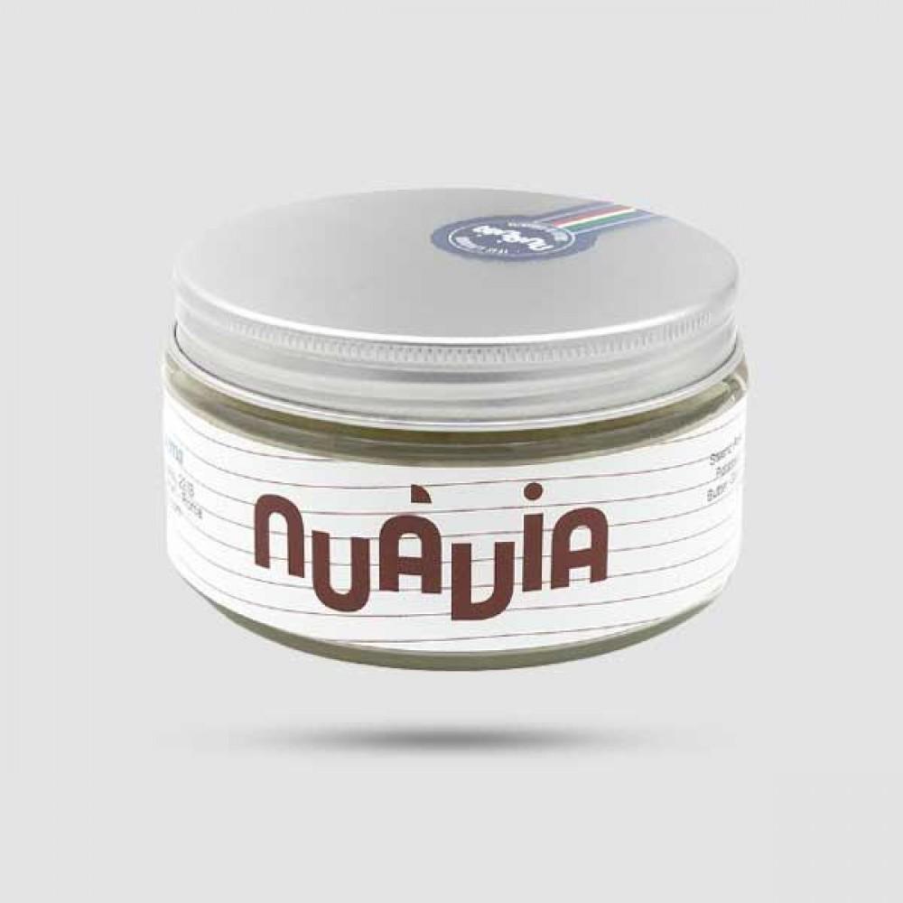 Σαπούνι Ξυρίσματος - Pannacrema - Nuavia Rosa 160ml