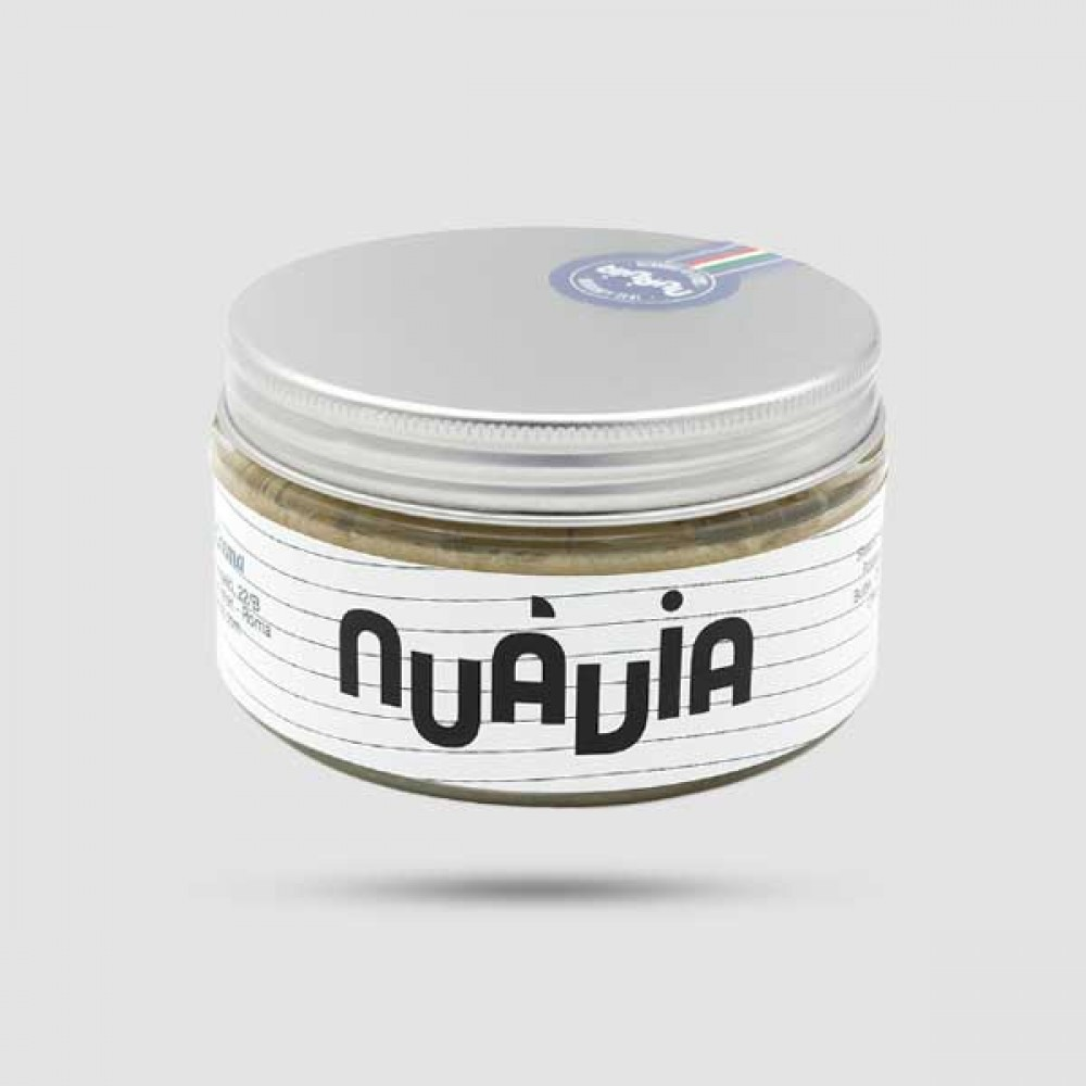 Shaving Soap - Pannacrema - Nuavia Nera 160ml