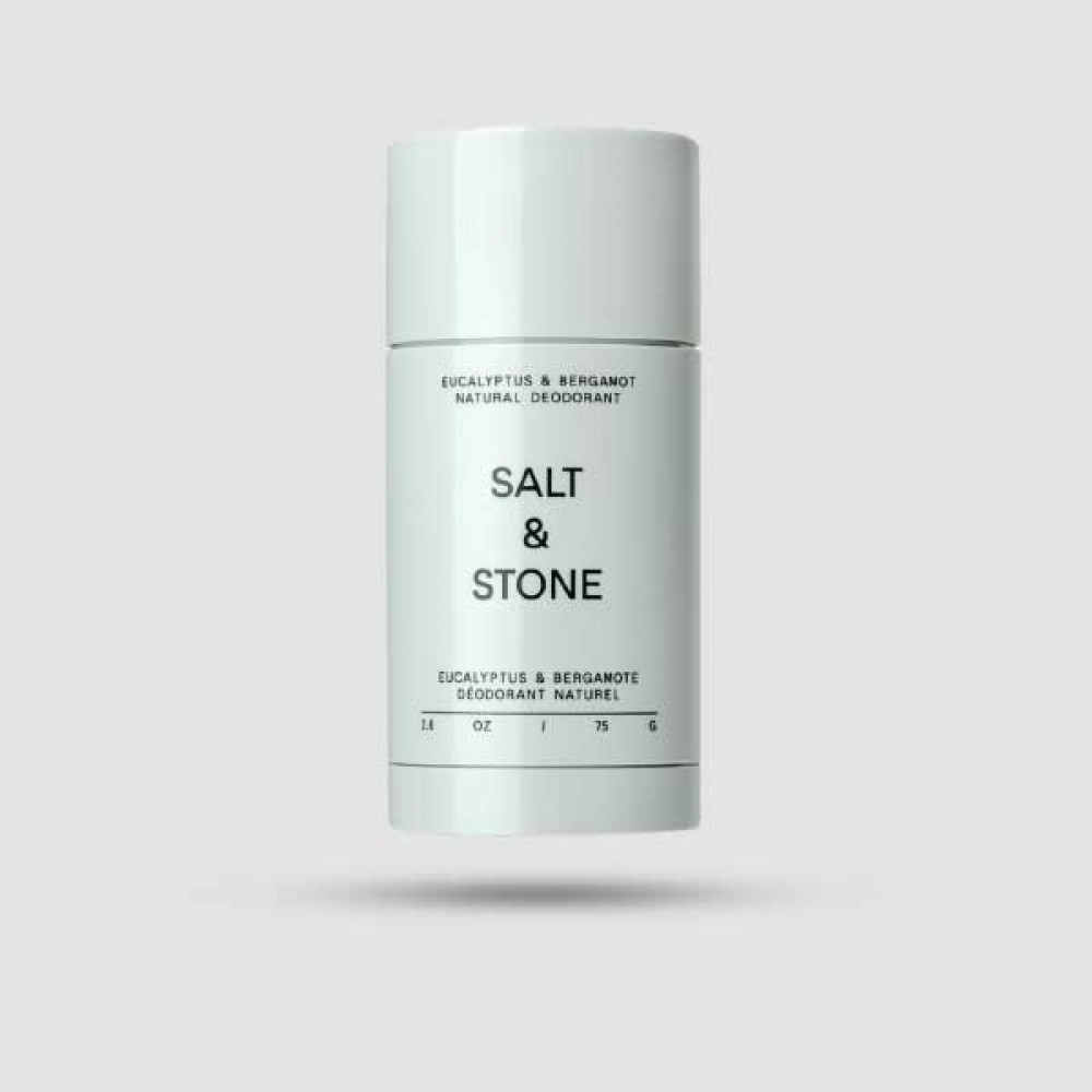 Αποσμητικό - Salt and Stone - Eucalyptus & Bergamote 75g