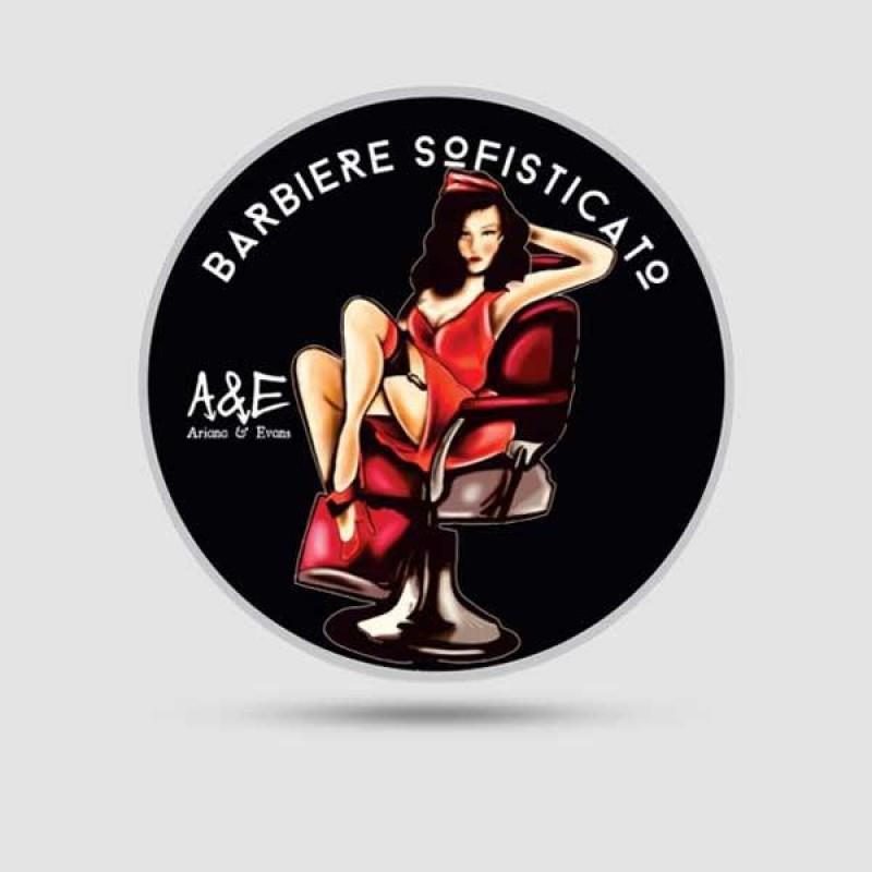 Shaving Soap - Ariana & Evans - Barbieri Sofisticato 118ml
