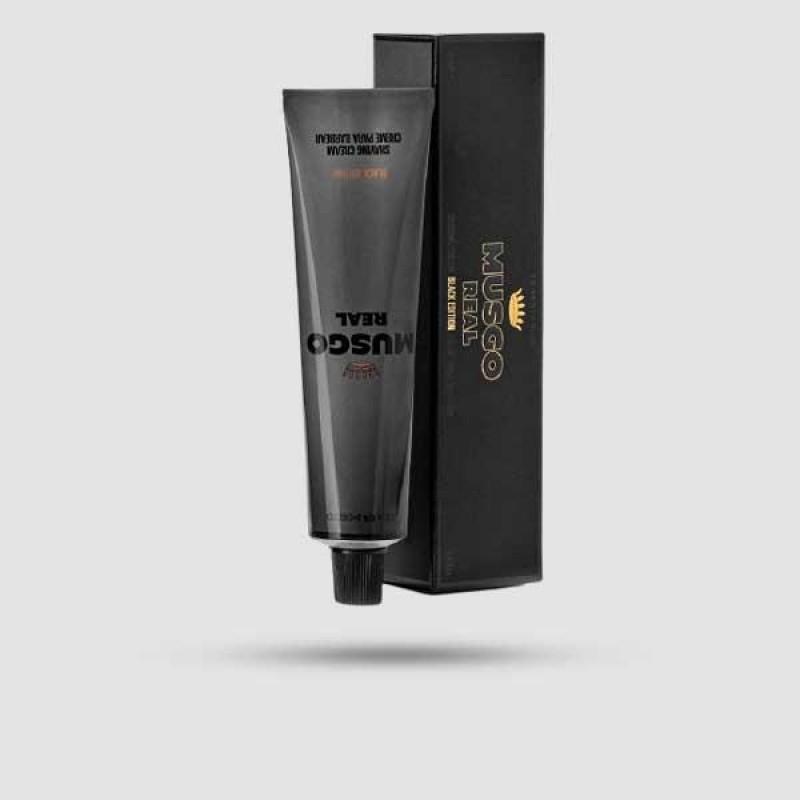 Shaving Cream - Musgo Real - Black Edition 100ml / 3,4 fl.oz.