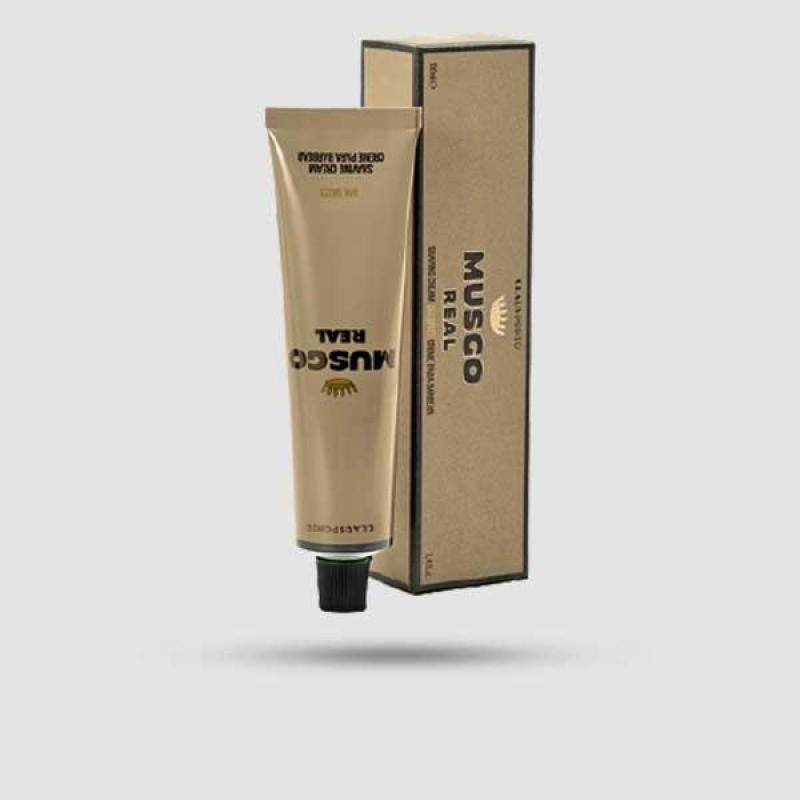 Shaving Cream - Musgo Real - Oak Moss 100ml / 3,4 fl.oz.