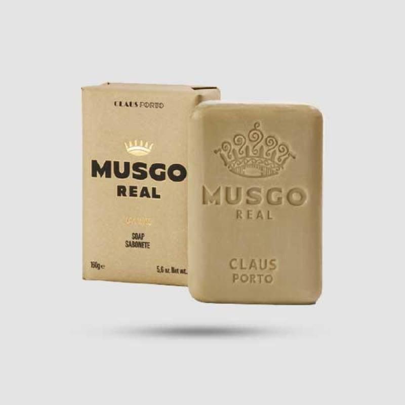 Mens Body Soap - Musgo Real - Oak Moss 160g / 5,6 oz.