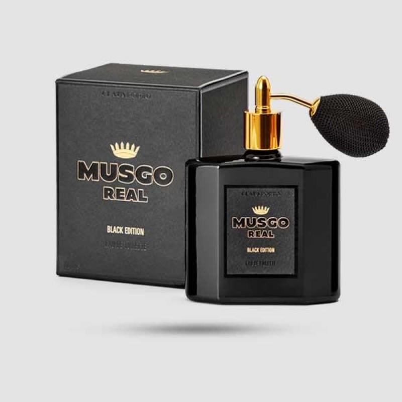 Eau De Toilette - Musgo Real - Black Edition 100ml
