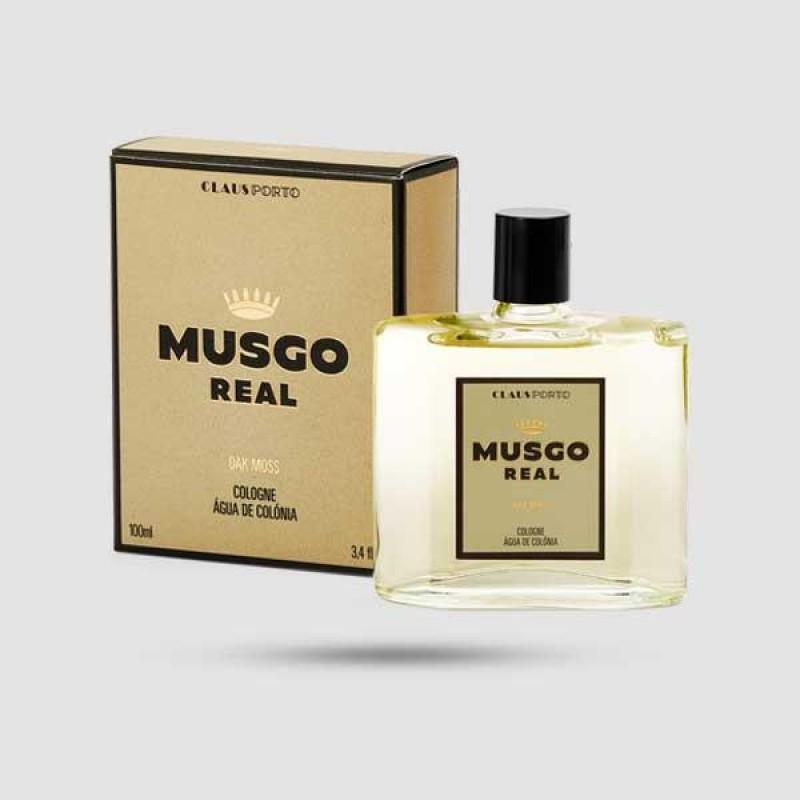 Eau De Cologne - Musgo Real - Oak Moss 100ml / 3.4 fl. oz.