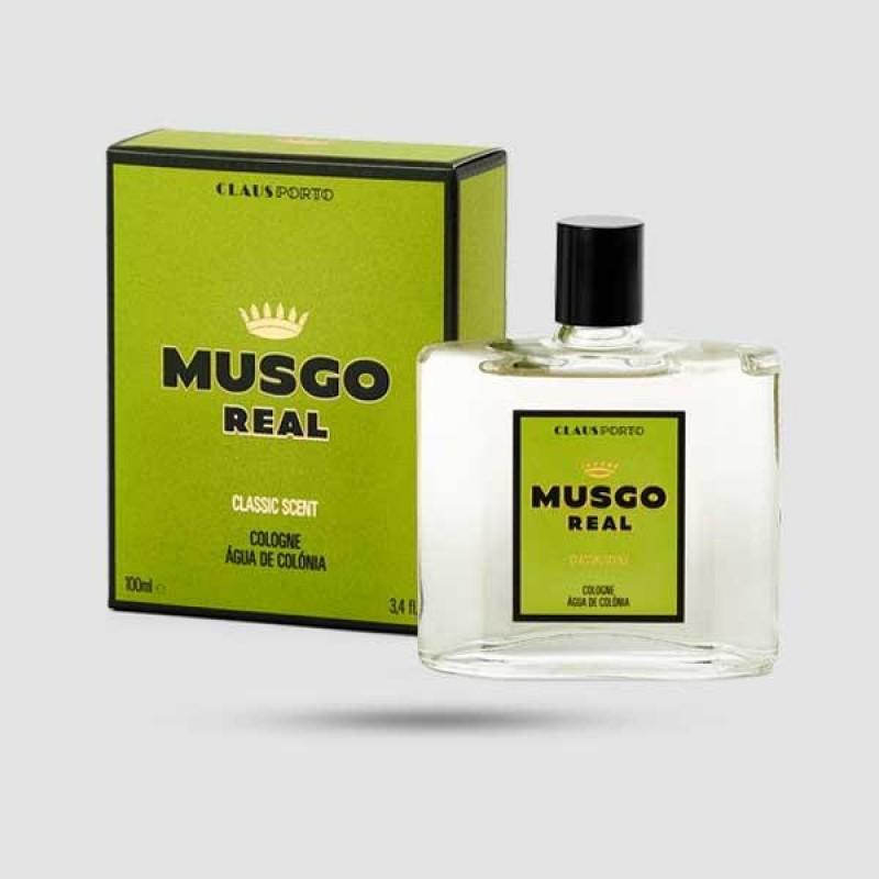 Eau De Cologne - Musgo Real - Classic Scent 100ml / 3.4 fl. oz.