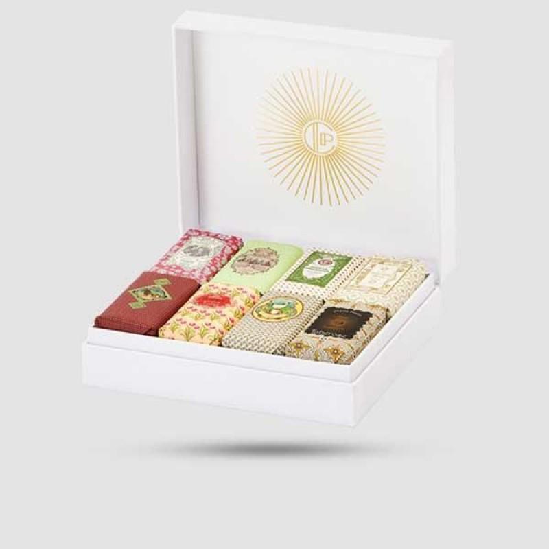 Gift Box - Claus Porto - 8 x Mini Soaps 150g / 5,3 oz.