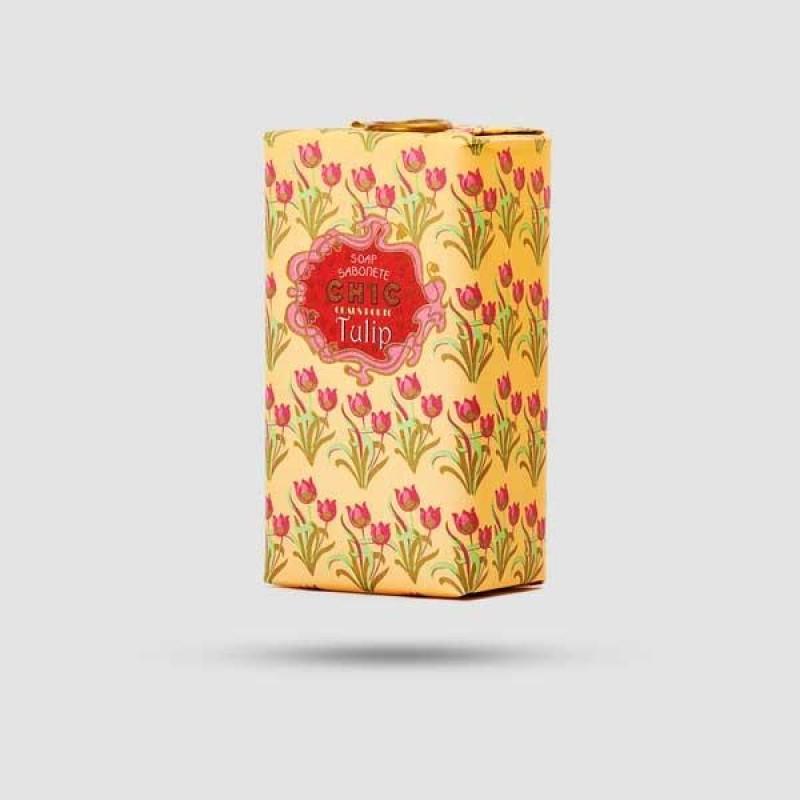 Soap Bar - Claus Porto - Chic Tulip 150g / 5,3 oz.