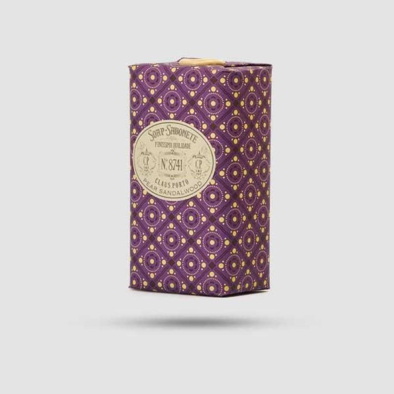 Soap Bar - Claus Porto - 8741 Pear Sandalwood 150g / 5,3 oz.
