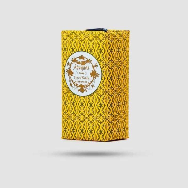 Soap Bar - Claus Porto - Lavandre Lavender 150g / 5,3 oz.