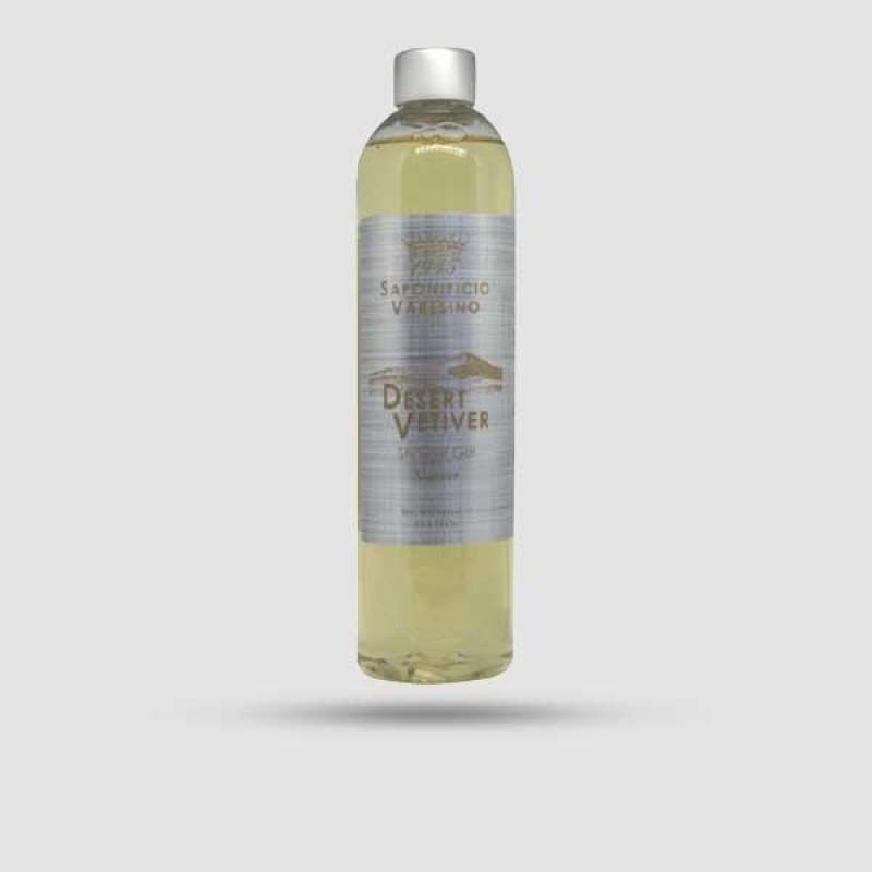 Shower Gel- Saponificio Varesino - Desert Vetiver 250ml