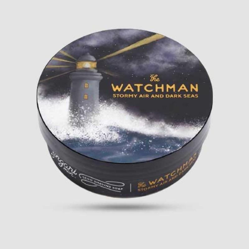 Shaving Soap - Zingari Man - The Watchman 142ml