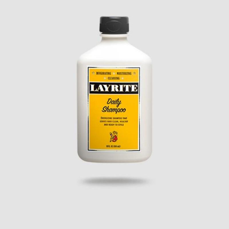 Σαμπουάν Για Μαλλιά - Layrite - Daily 300ml / 10fl.oz