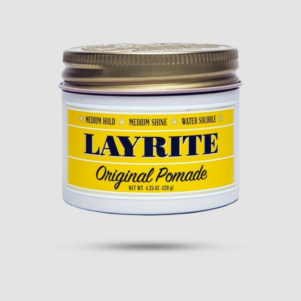 Πομάδα Για Μαλλιά - Layrite - Original Pomade 120g
